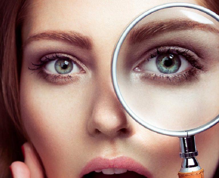 Как подобрать цветные линзы для глаз?
